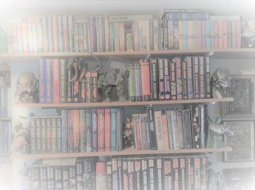 We Sell Books, Comics, Trading Cards & Other Collectibles -