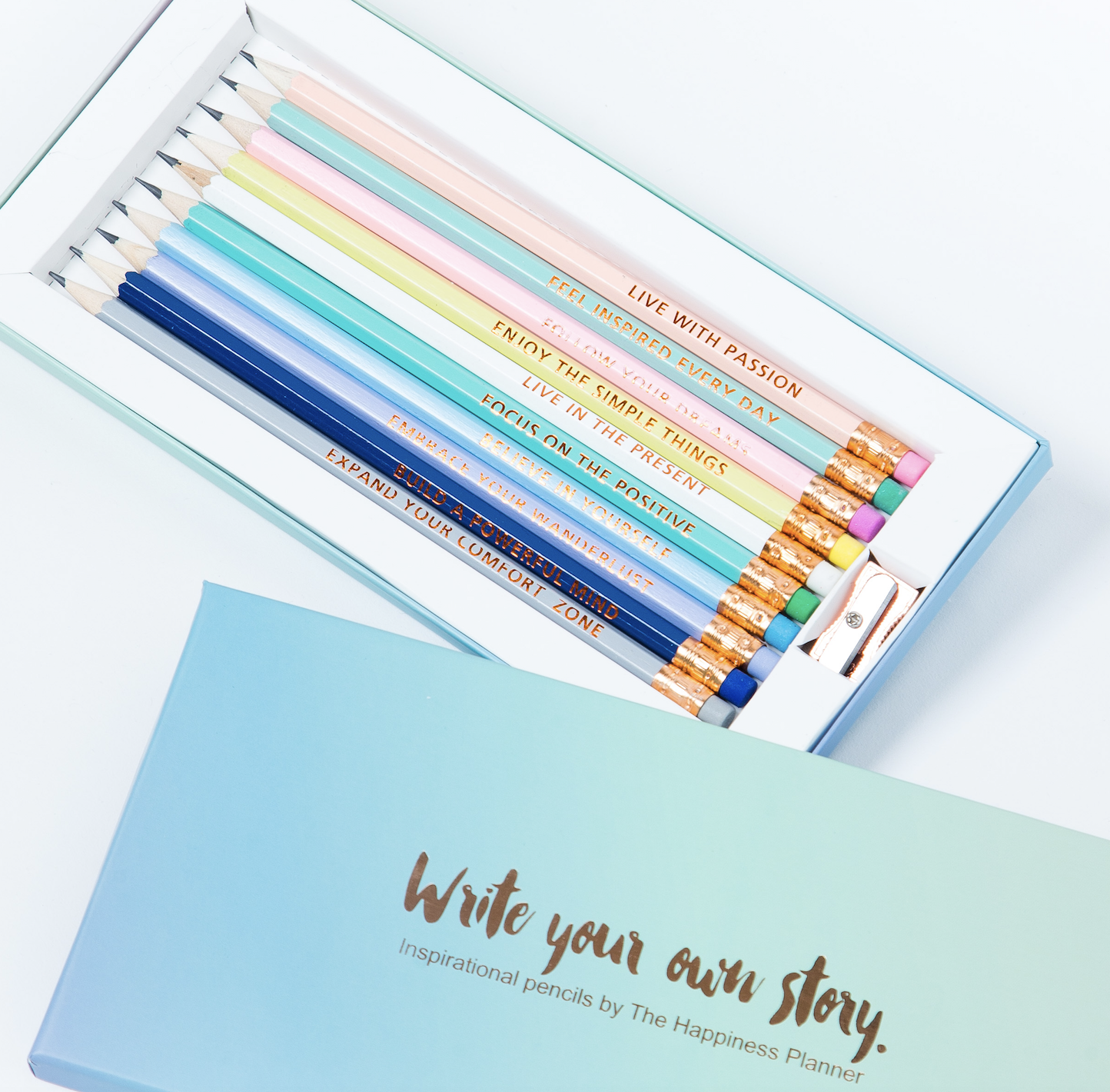 Inspirational Pencils -