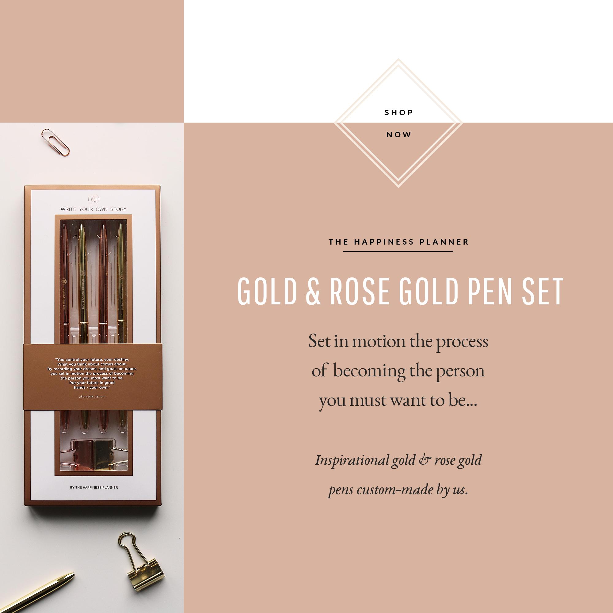 Inspirational Pens/Refills -