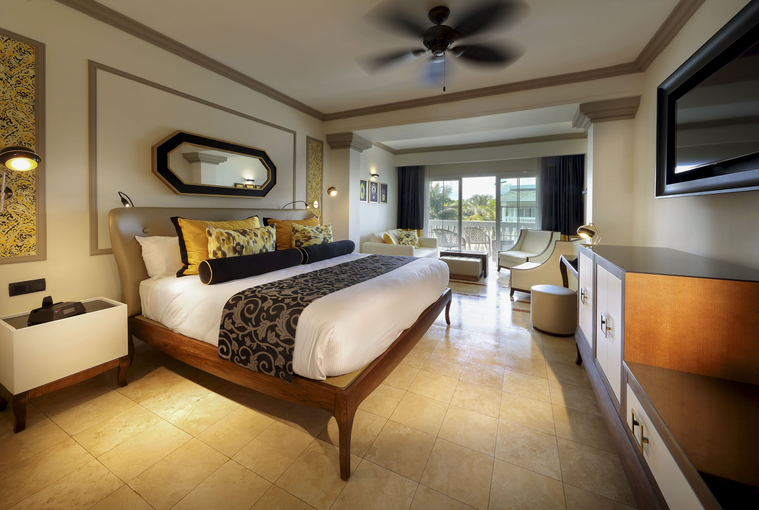 Deluxe Tropical Suite   TORONTO - JAMAICA 7 NIGHT PACKAGE   DOUBLE OCCUPANCY:  $1879 CAD PER PERSON   TRIPLE OCCUPANCY:  $1699 CAD PER PERSON   SINGLE OCCUPANCY:  $2440 CAD PER PERSON   CHILD 2-12:  $1528 CAD PER CHILD  (BASED ON 2 ADULTS SHARING A ROOM)      For guests flying from Vancouver a connector flight can be added to the Toronto package for a fee of  $250