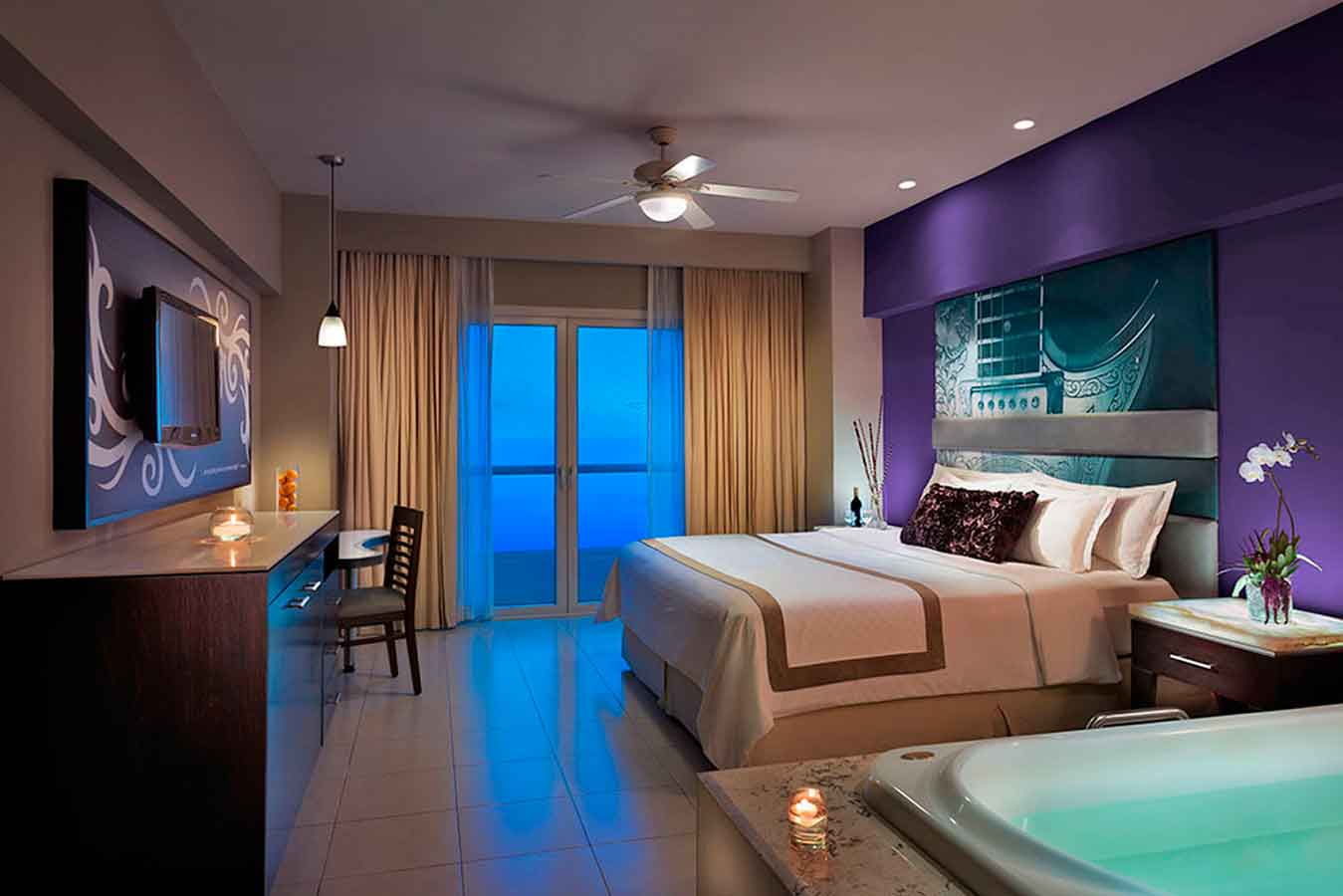 Deluxe Gold Room  CALGARY- MEXICO DIRECT FLIGHT 7 NIGHT PACKAGE  VANCOUVER - MEXICO DIRECT FLIGHT 7 NIGHT PACKAGE  - DOUBLE OCCUPANCY: $2249 CAD PER PERSON  - CHILD 2-12: $799 CAD PER CHILD (BASED ON 2 ADULTS SHARING A ROOM)  - CHILD 13-17: $1249 CAD PER CHILD (BASED ON 2 ADULTS SHARING A ROOM)