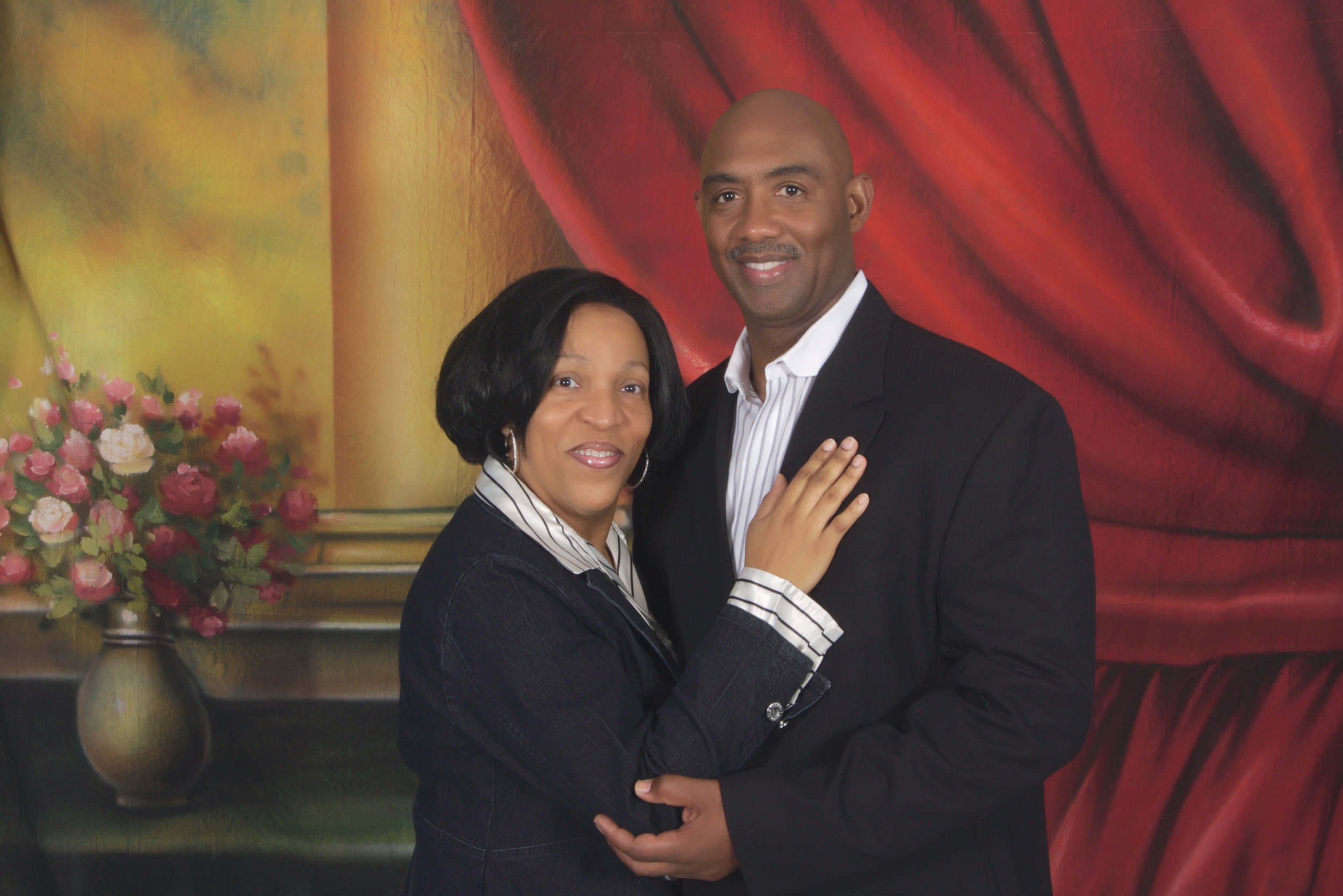 Pastor and First Lady Russell