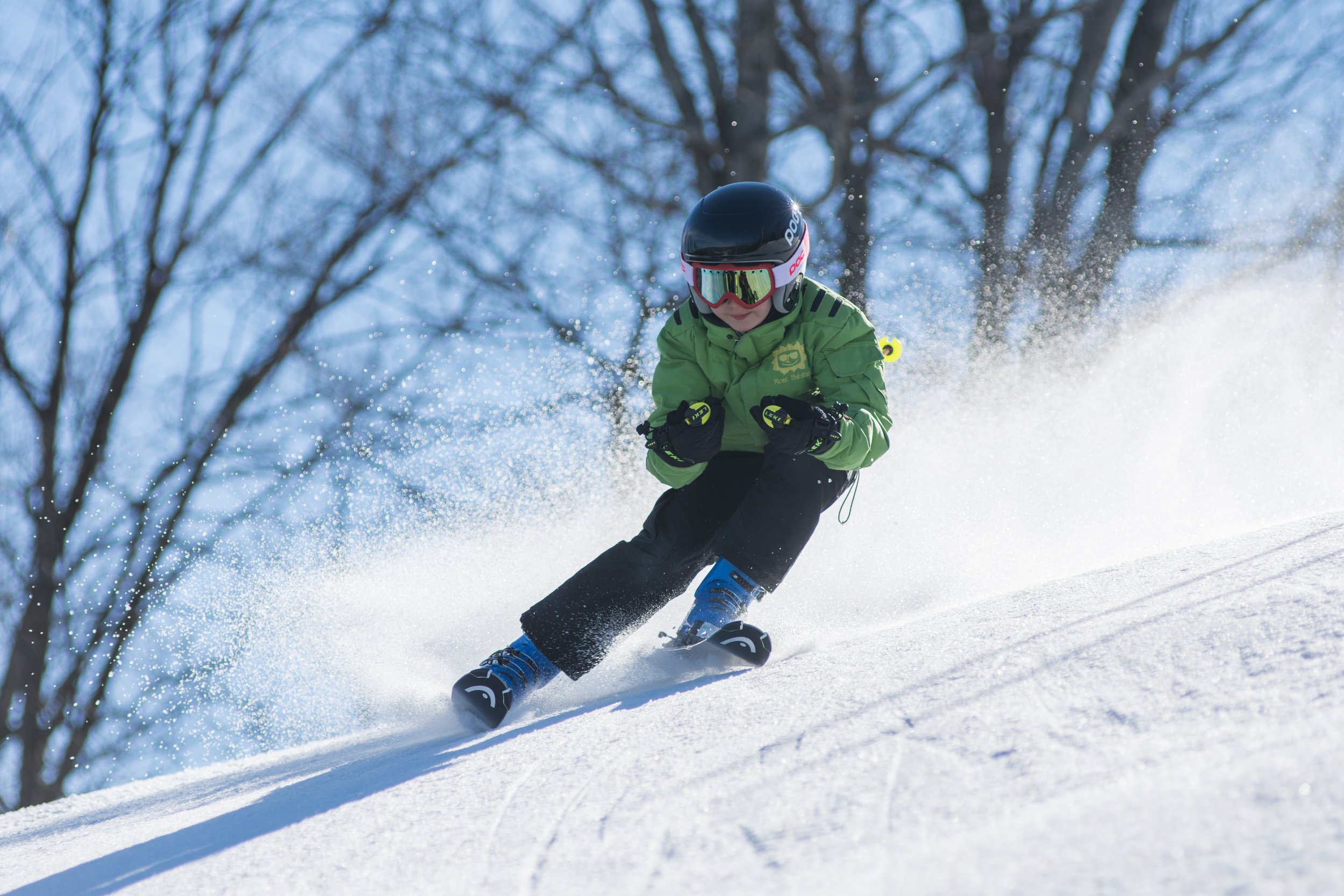 How to get fit for skiing and snowboarding - So it's awesome