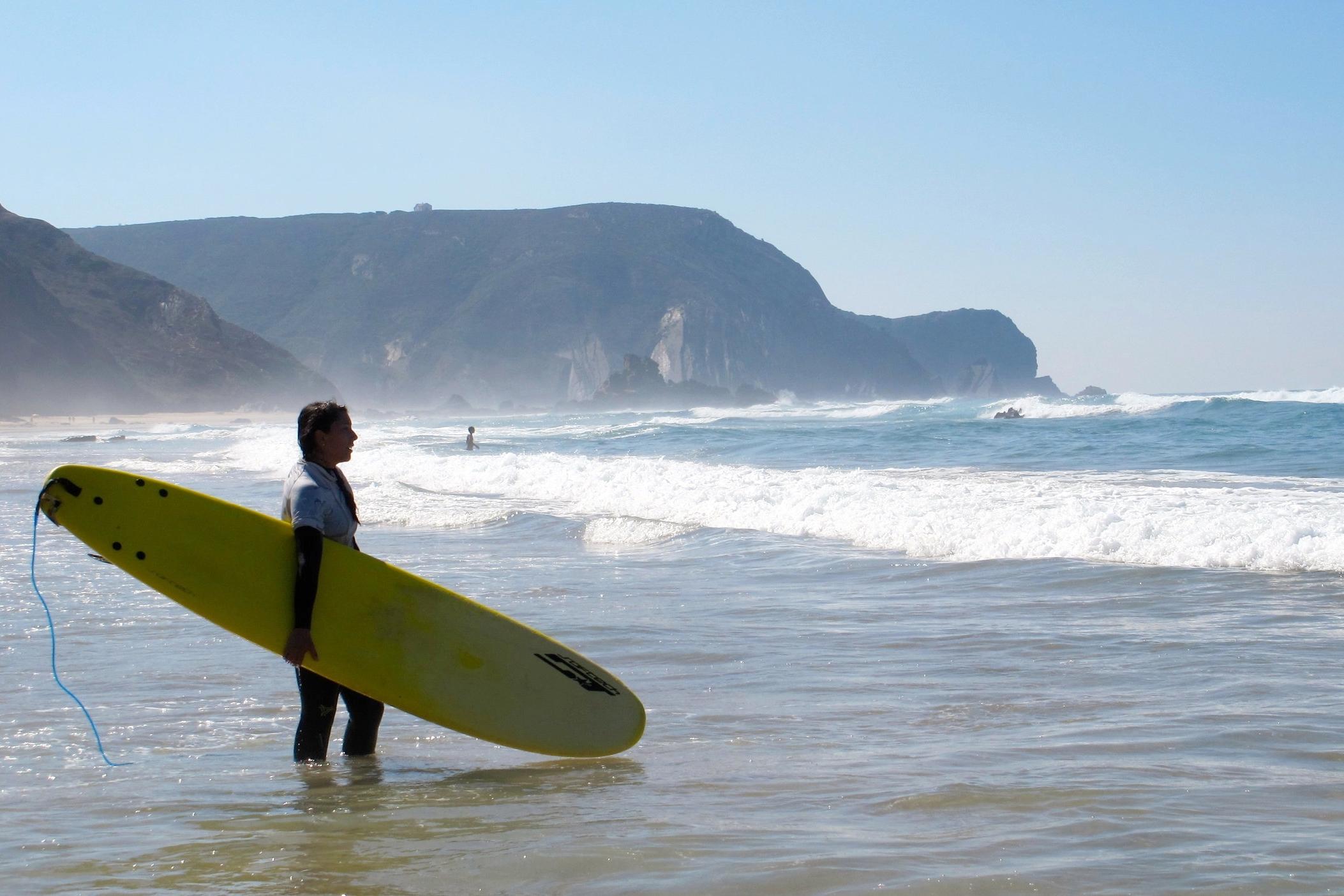 Surf & yoga holiday