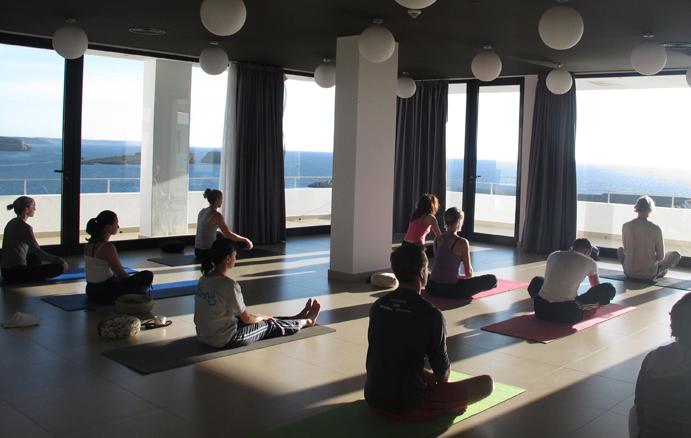 Yoga retreat November