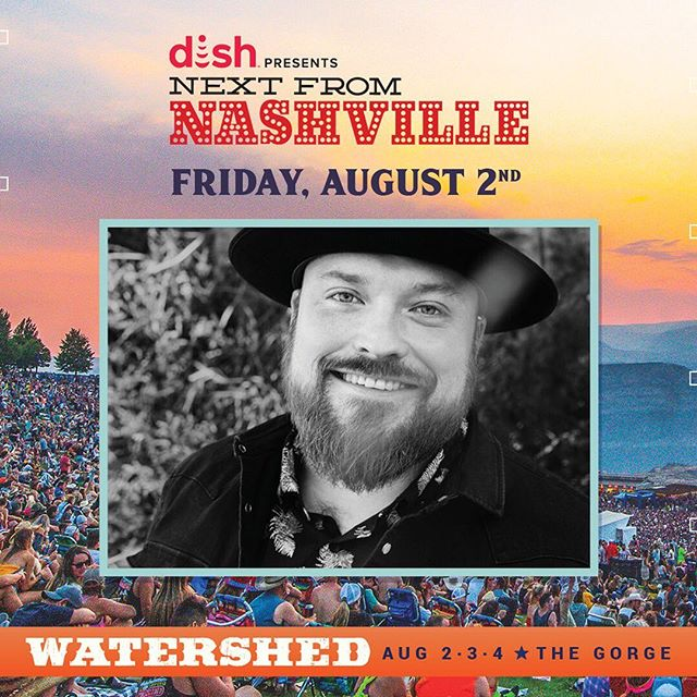Can't wait to play #thegorge this Friday! @watershedfestival see you soon. #shedders