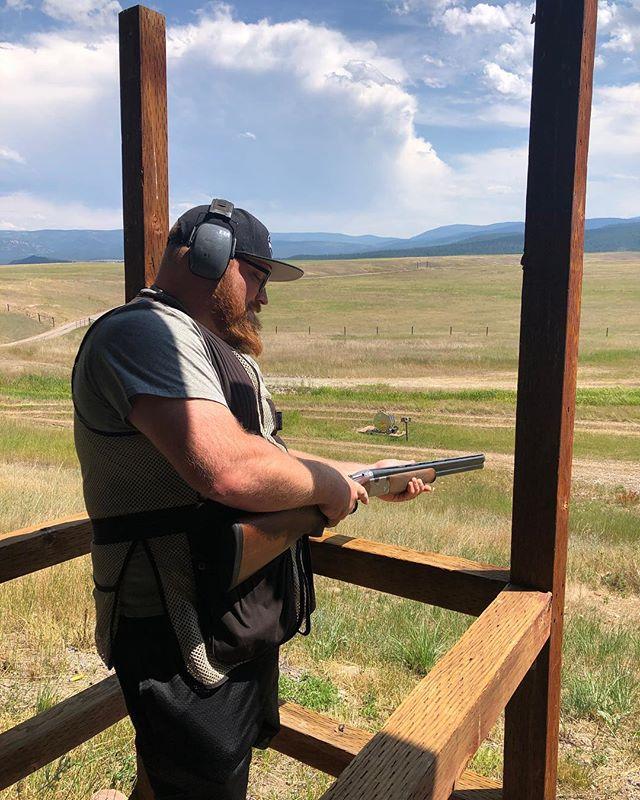 Man I ❤️ Montana #begginersluck @theresortatpawsup