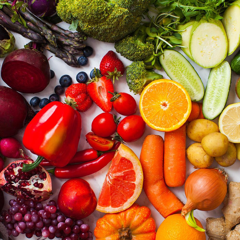 Dê Cor à Sua Dieta - Tao do Bem-Estar 2