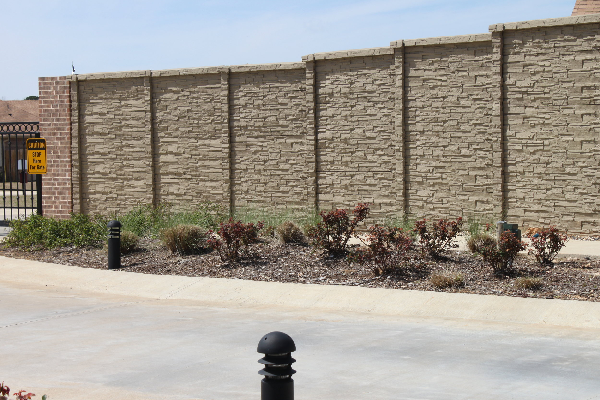 Precast Fence Texas