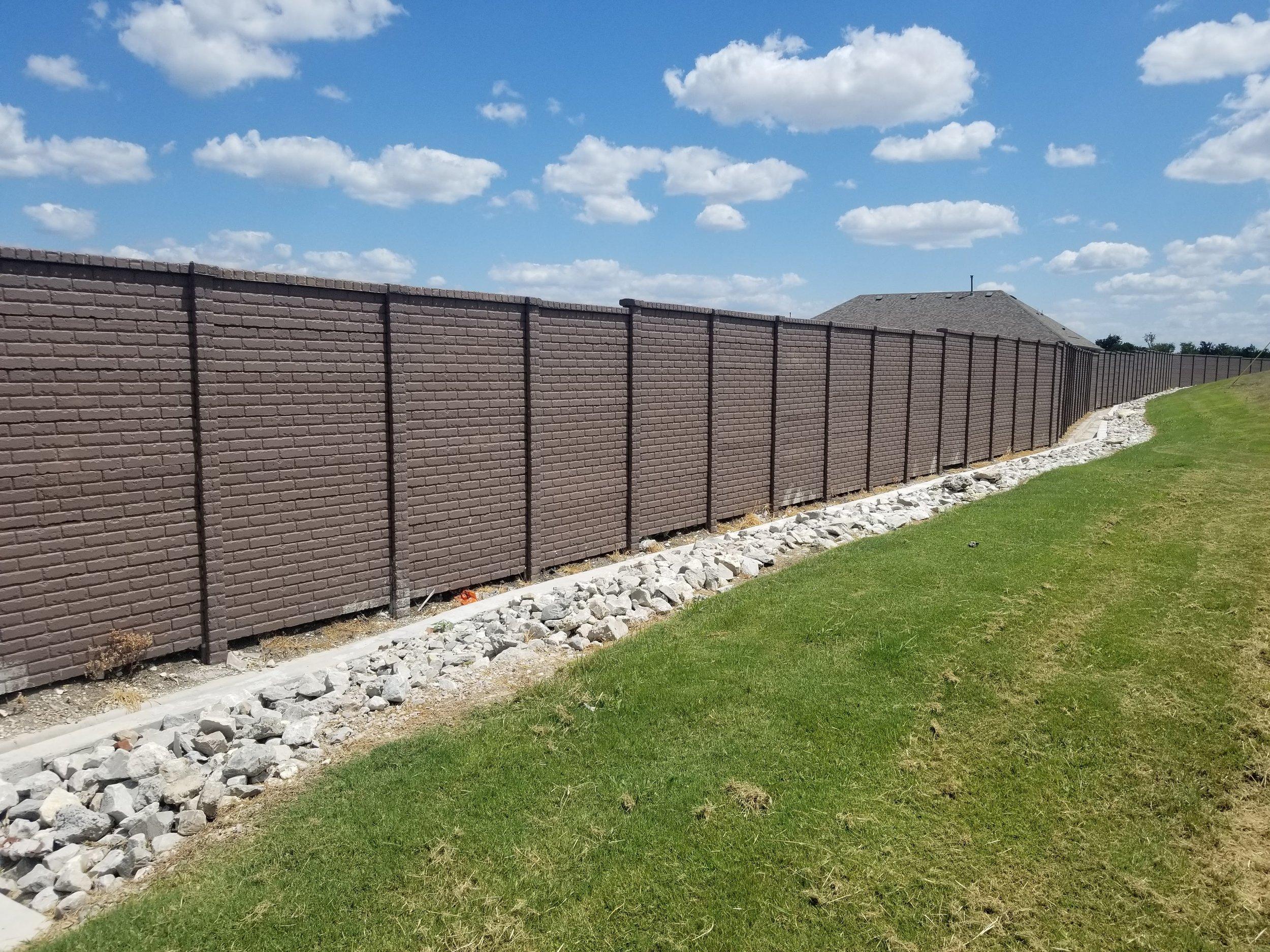 OldBrick Concrete Fence Allen, TX.jpg