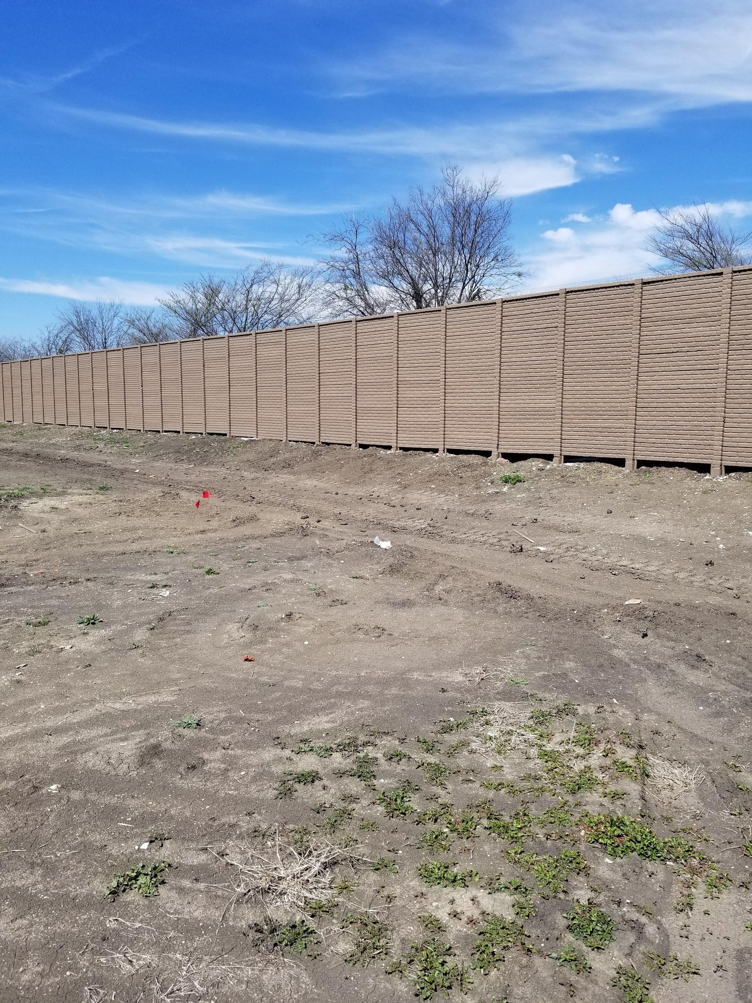 OldBrick Precast Fence - Fort Worth, TX 1.jpg