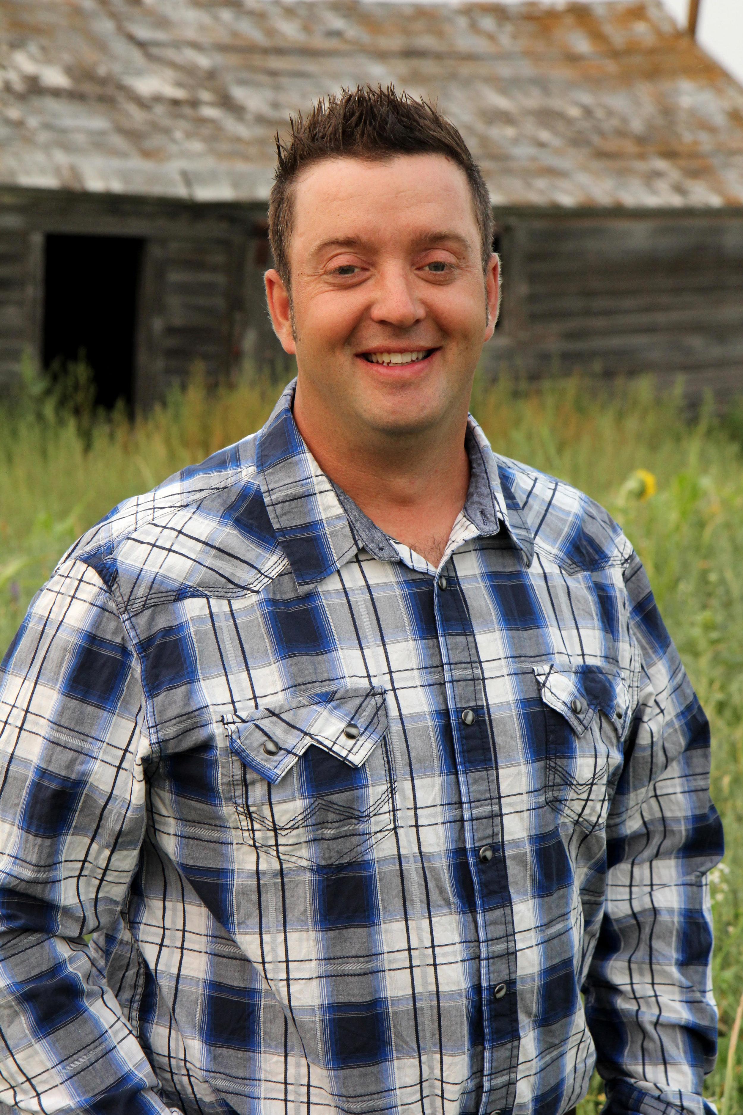 Regenerative Manitoba Farmer: Brooks White