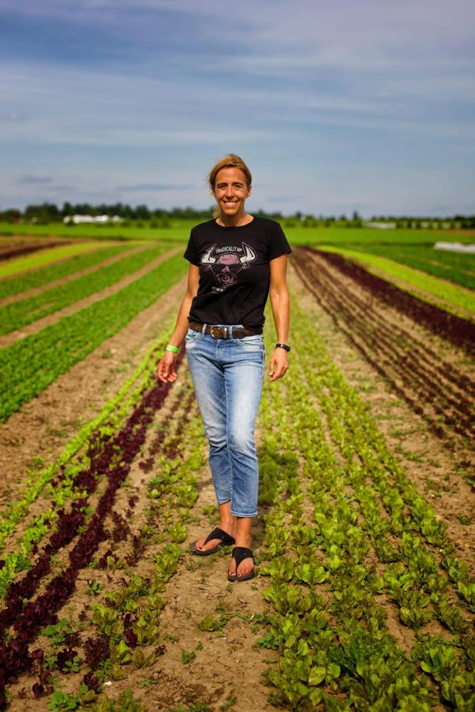 Ontario Farmer & Social Justice Advocate: Gillian Flies