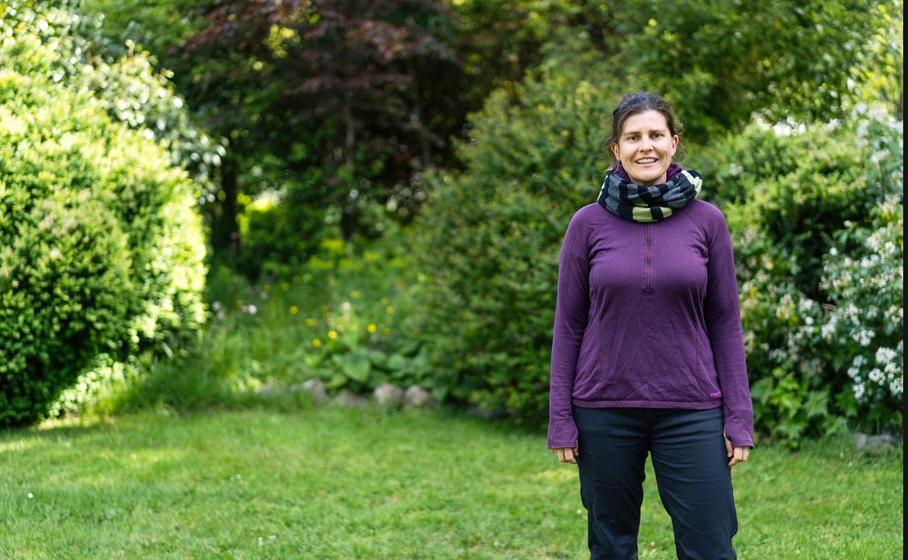 Prairie Pasture Hubs Founder: Erin Crampton