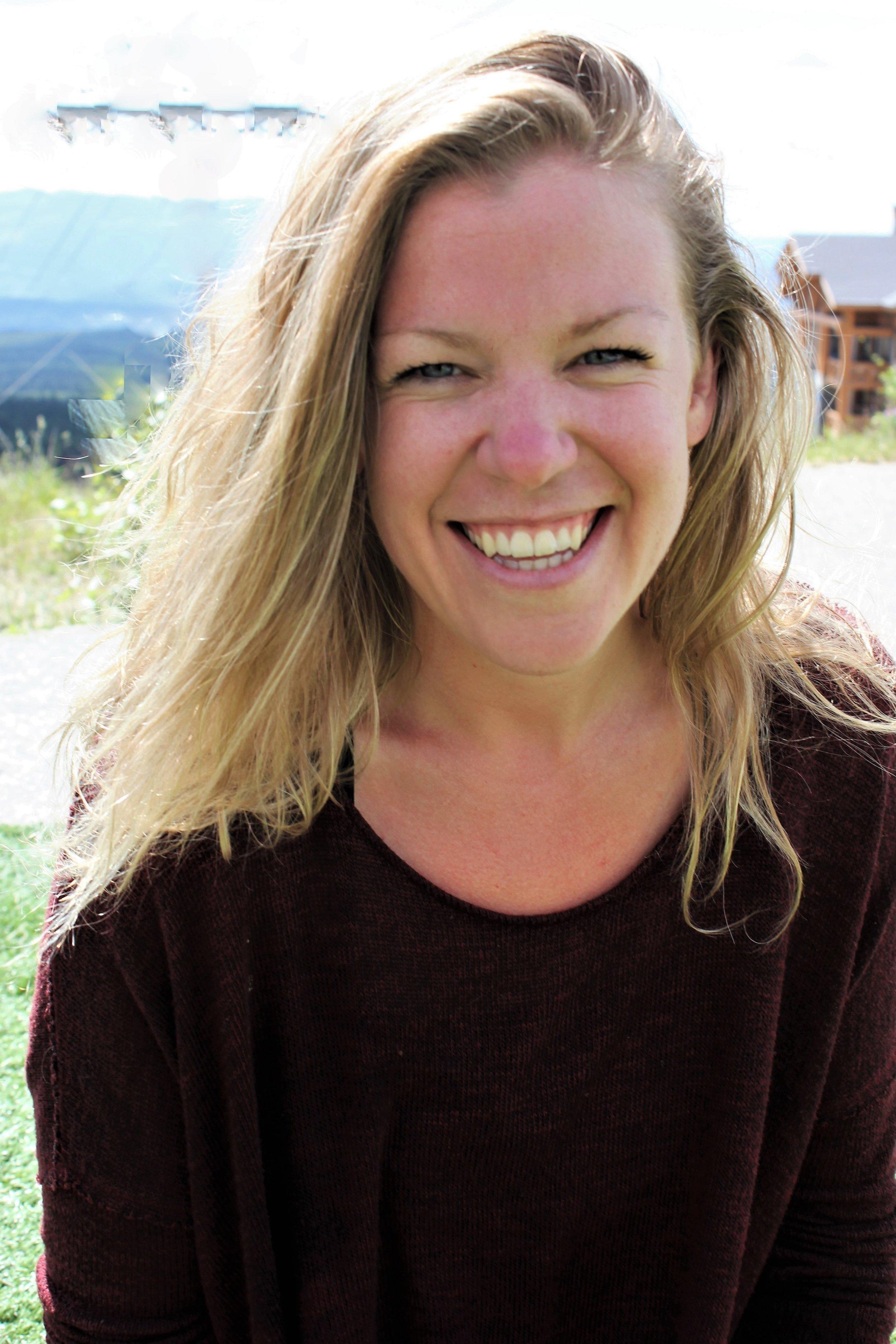 Nature Connection + Mindfulness: Tamara McLellan