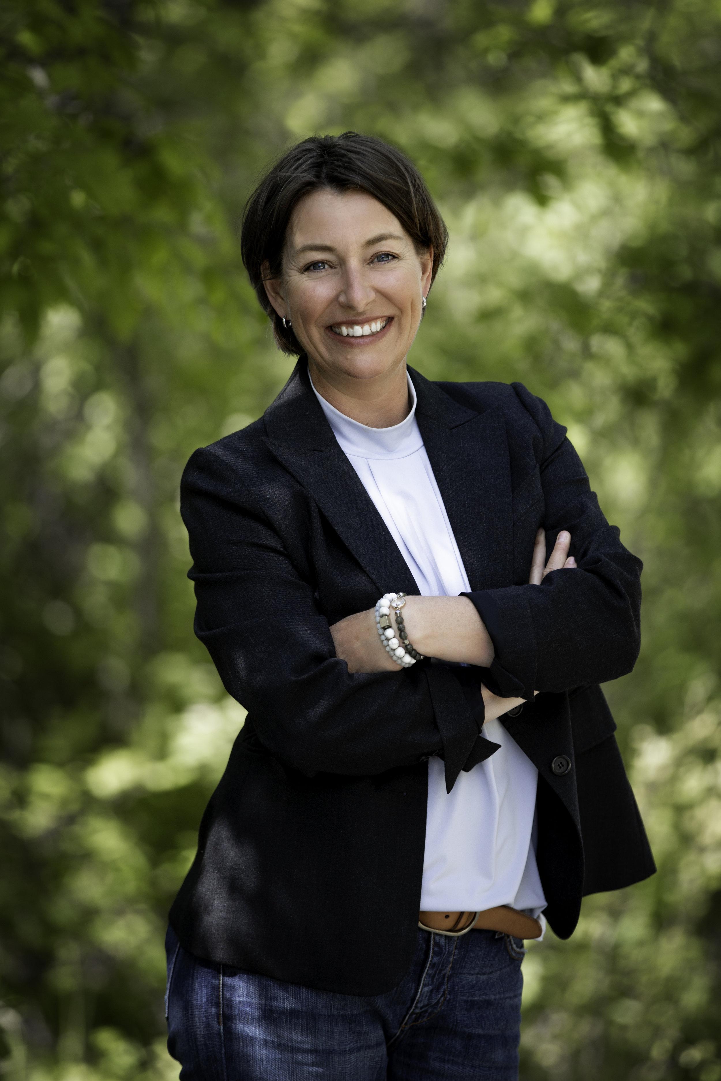 Grain Market Analyst & Conference Founder: Brenda Tjaden