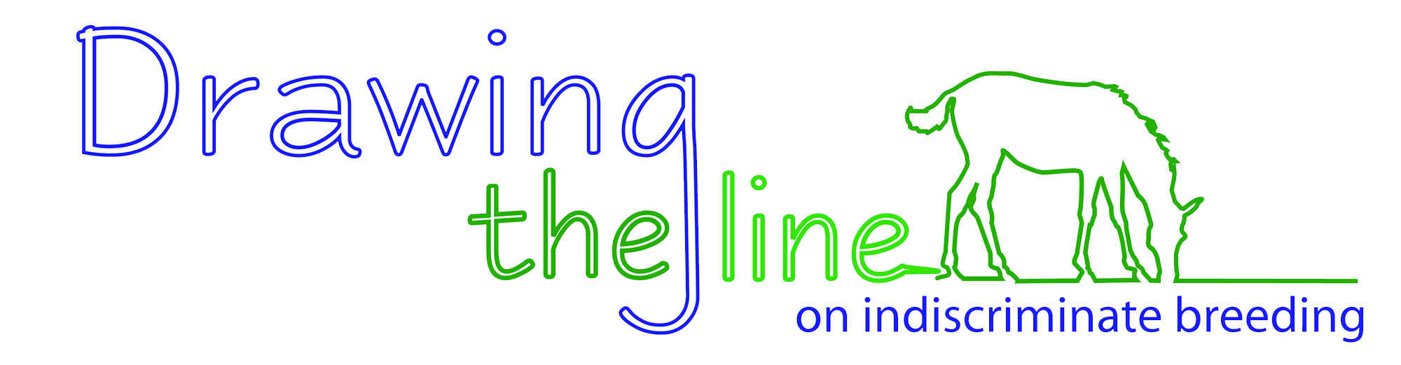 Drawing the Line logo