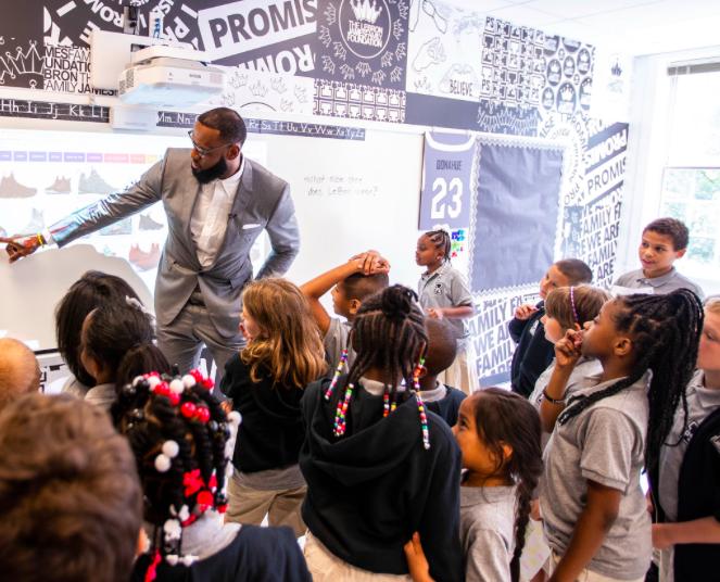 LeBron James I Promise School.png