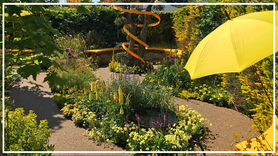 SHOW GARDEN | Ireland Success - Sunsmart Garden - 2018 -