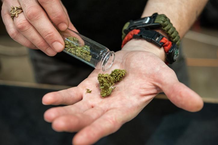 Marijuana Retail Report - MRR Staff