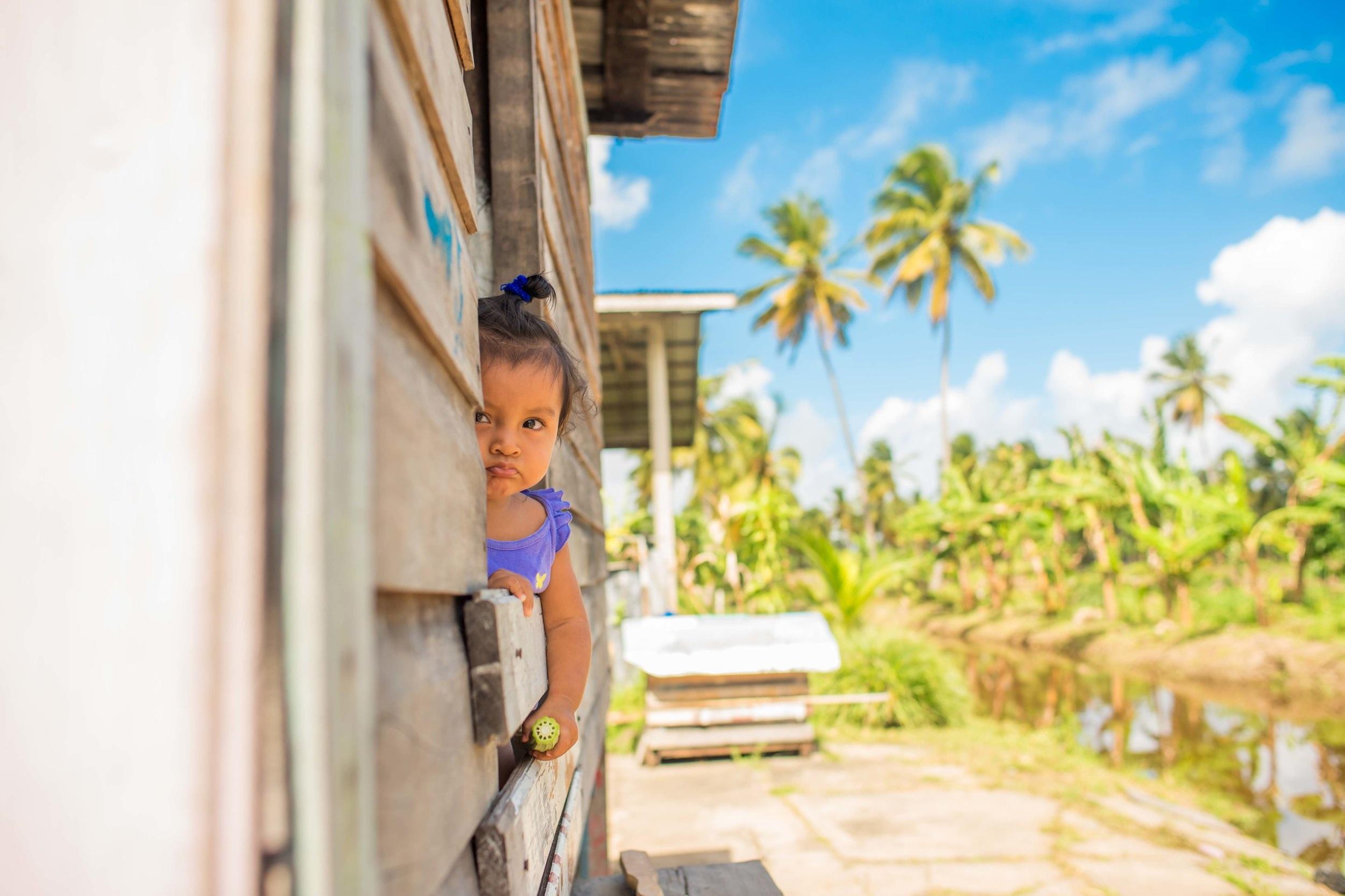 Pomeroon Community Guyana