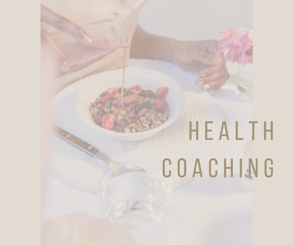 body - The last 6 weeks of the coaching program is focused on nutrition. From a healing and lifestyle perspective.