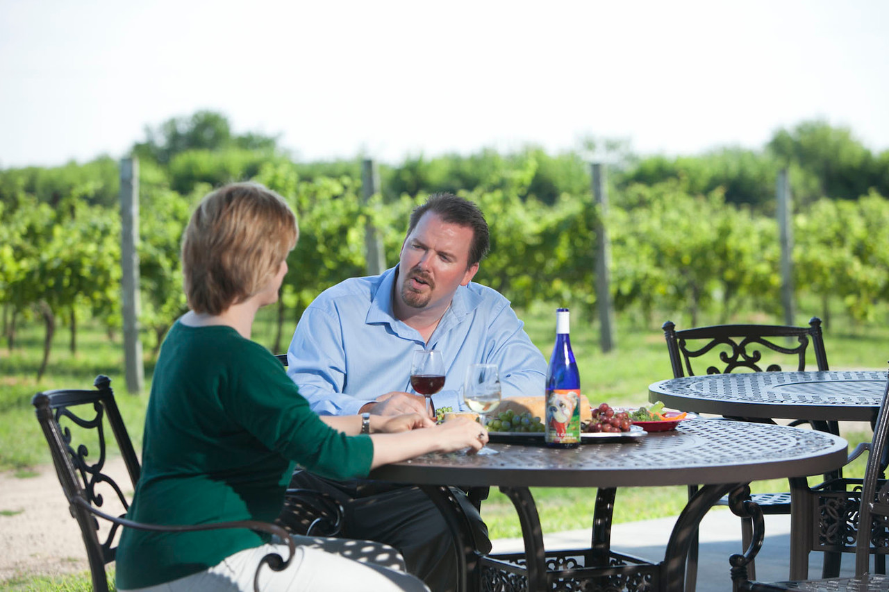 Visit a Kansas winery (or 2 or 10!) and discover the unique, interesting, and high quality wines that Kansas has to offer!