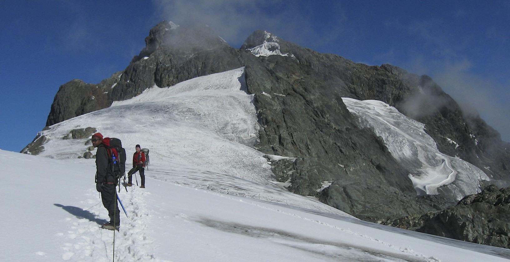 Mt. Margarita 5.109m