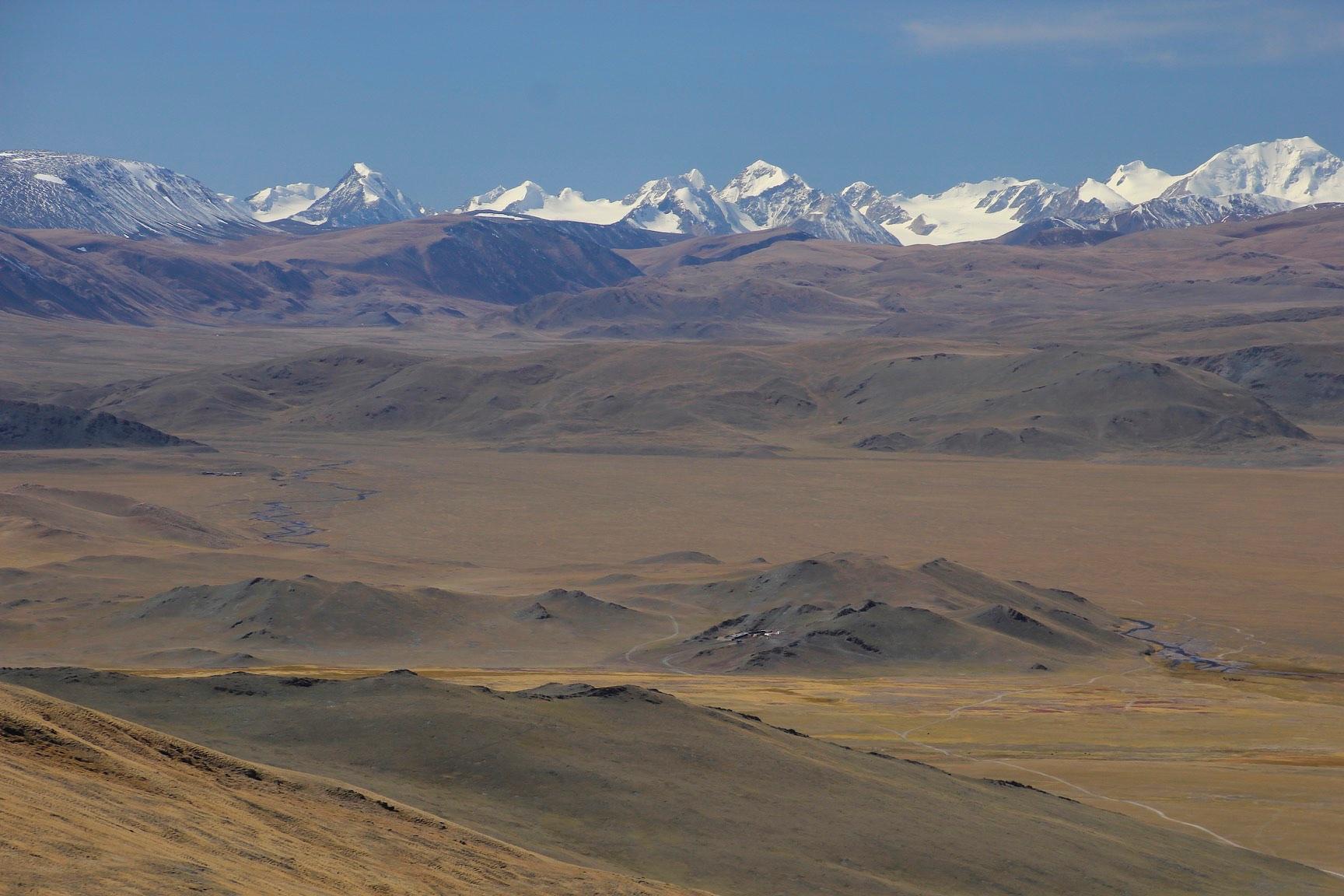 The Altai Range