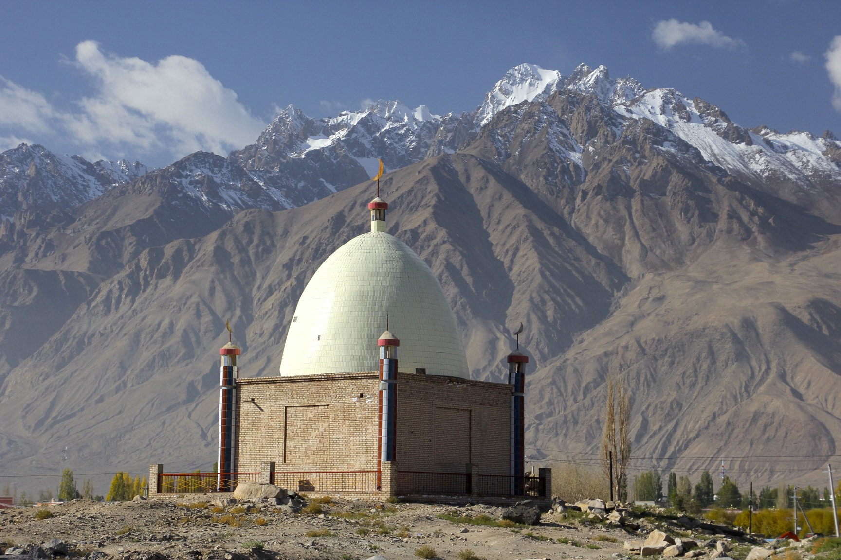 The Chinese Pamir