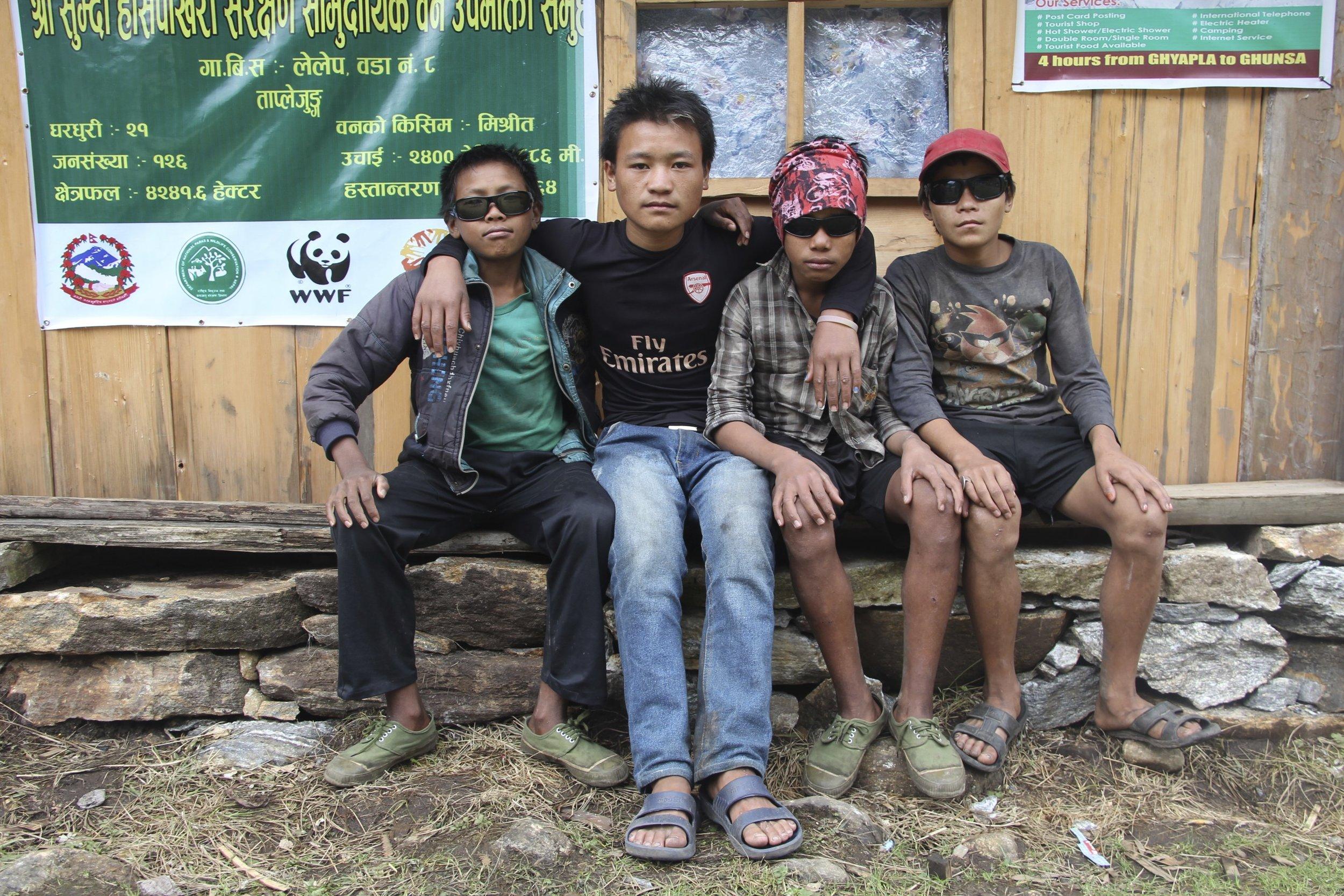Child porters