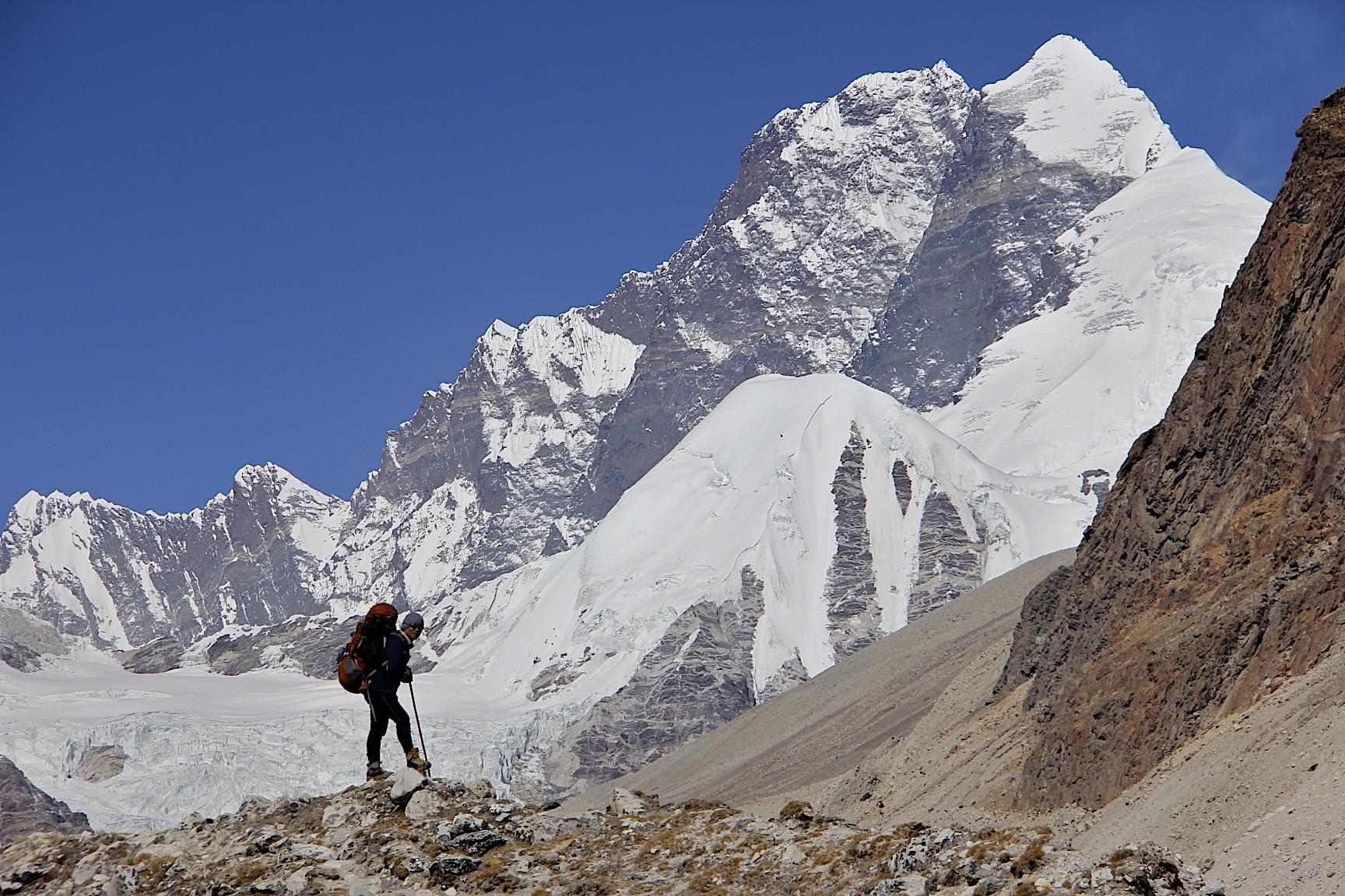 Lhotse Shar and Lhotse