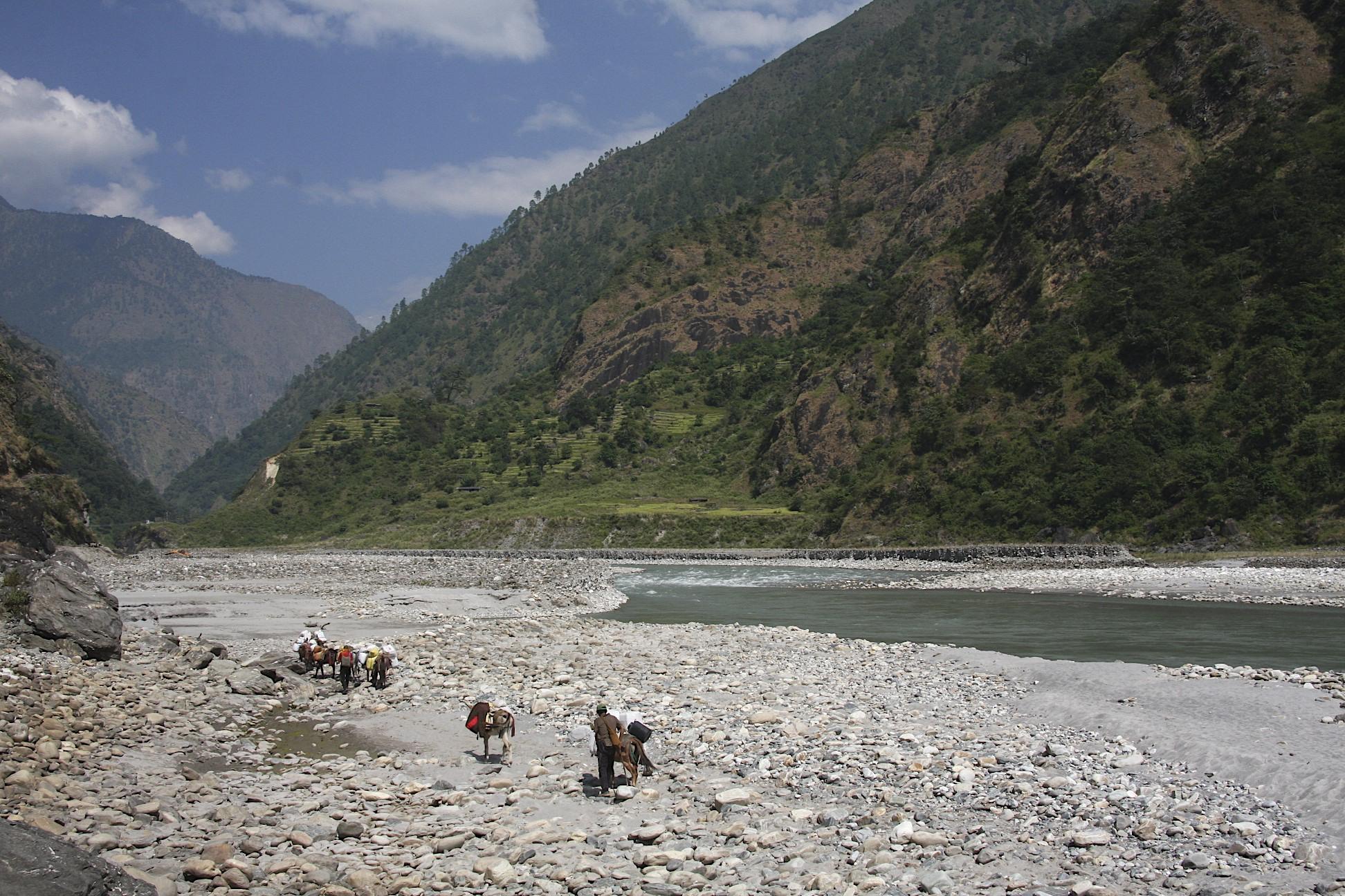 Bhudi Ghandaki Valley