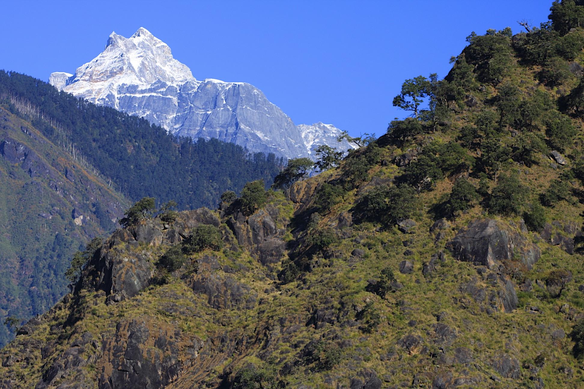 Menlungtse in Tibet