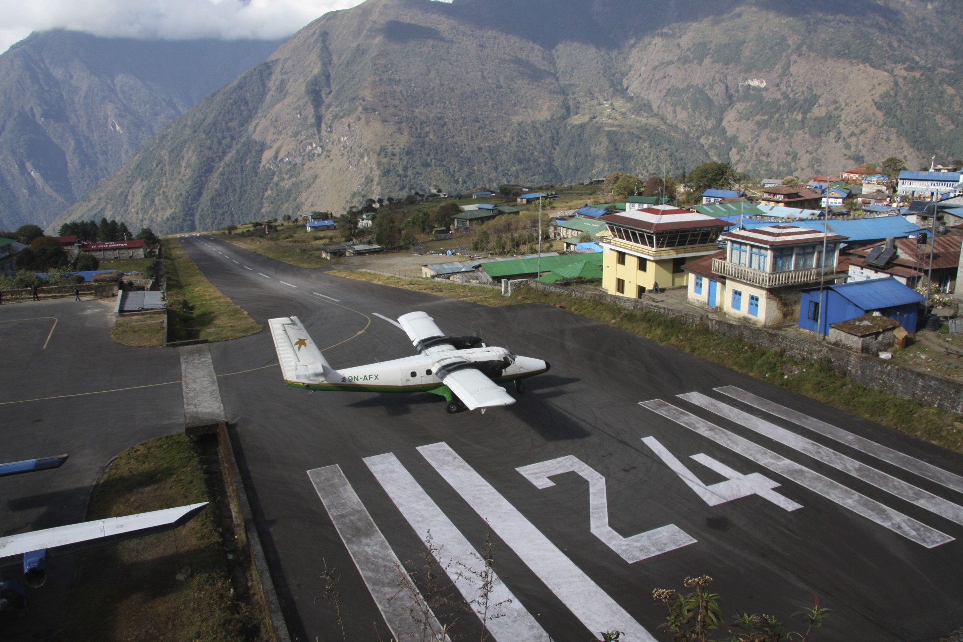 Lula airstrip