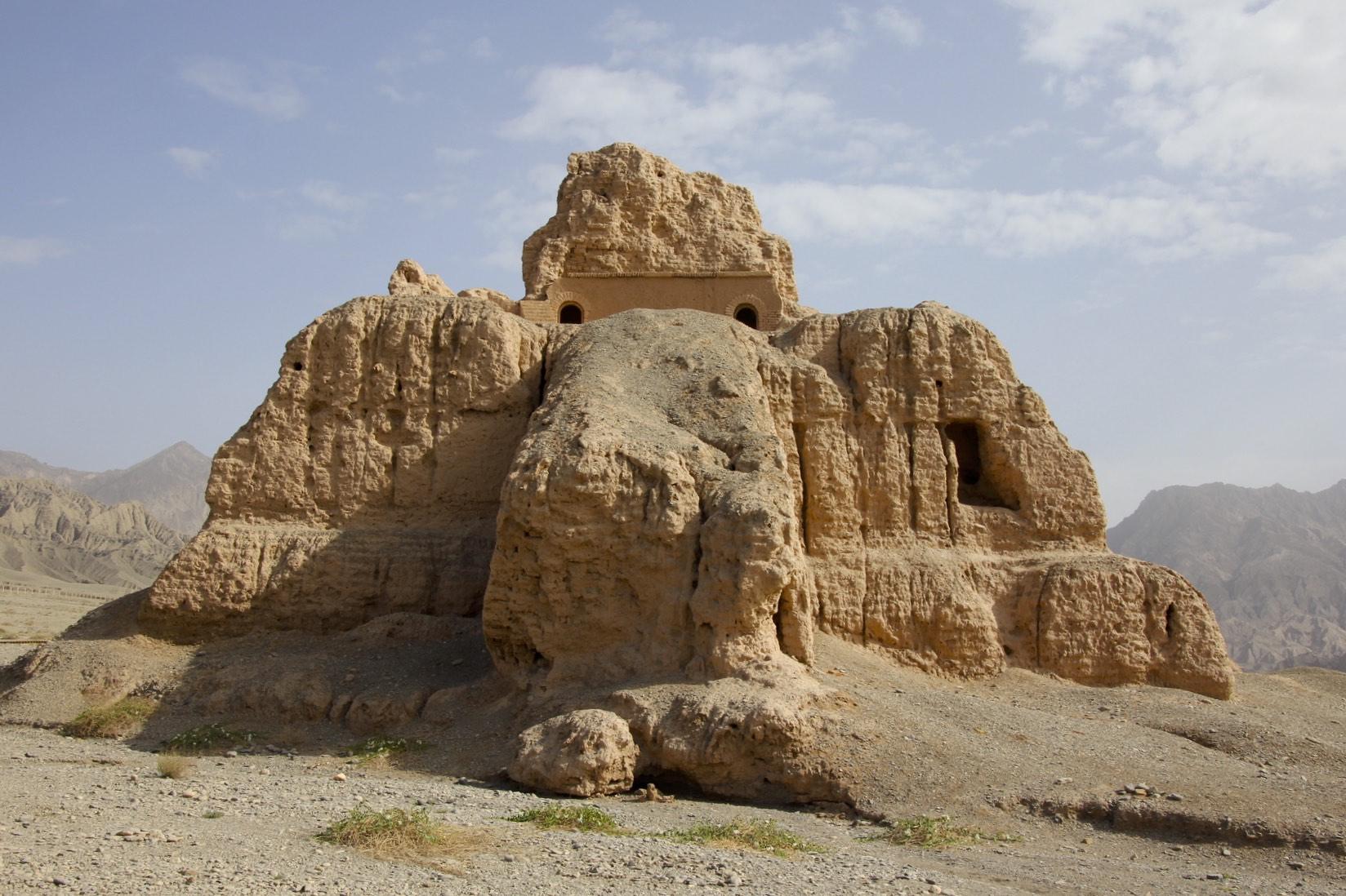 The Subashi Temple