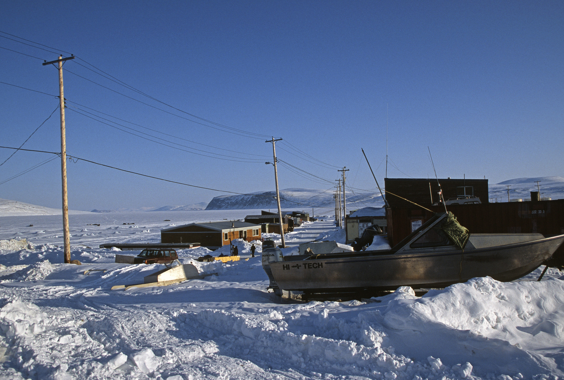 The community of Clyde River
