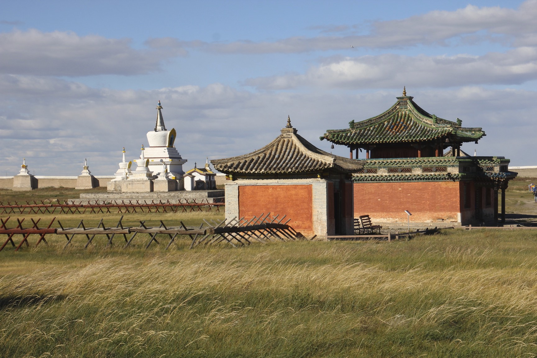 Karakorum - the capital of the Genghis Khan Empire