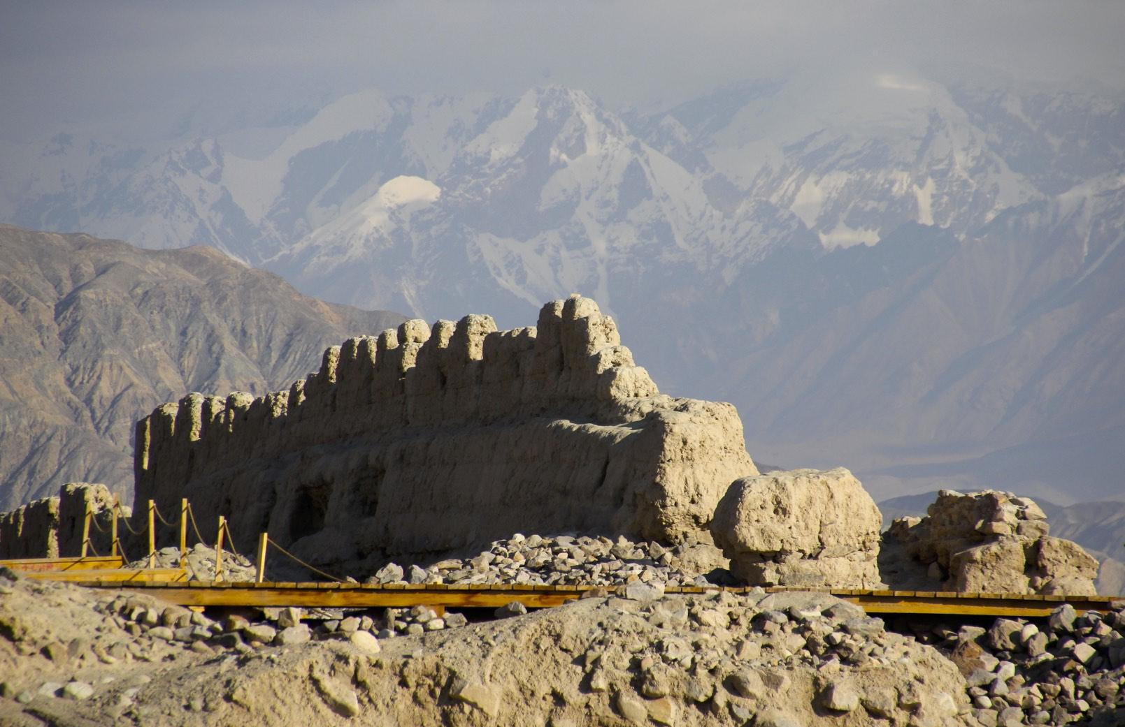 Tashkurgan Fort