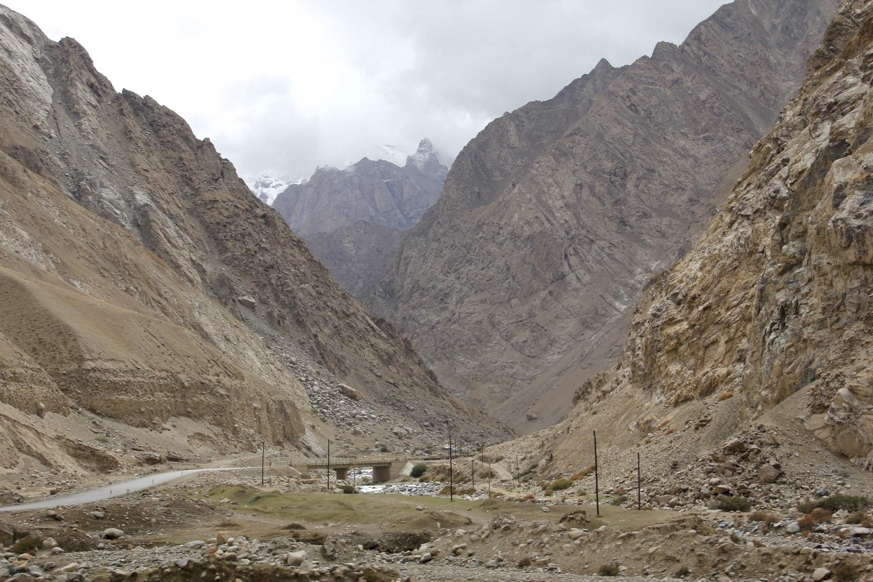 The north Karakoram