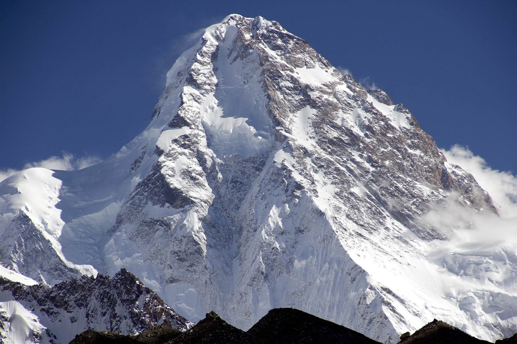 K2 - the north face and the north ridge
