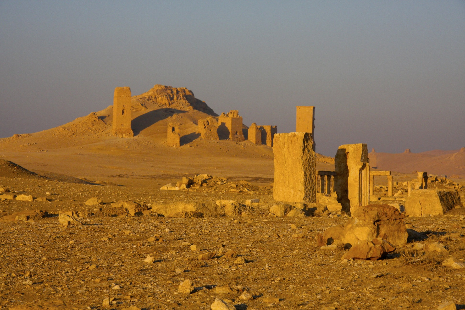 Valley of Tombs