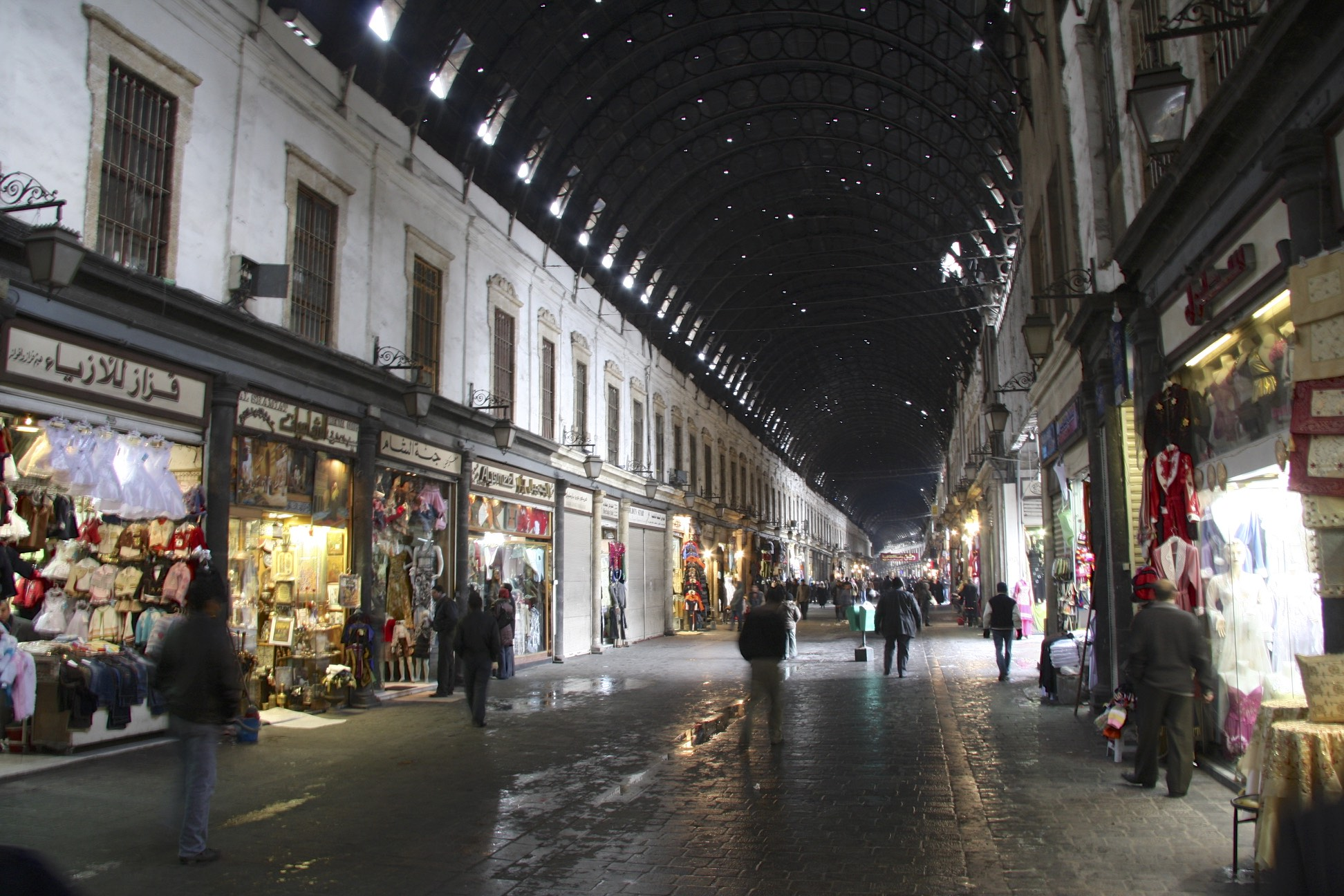 The Souq of Damascus