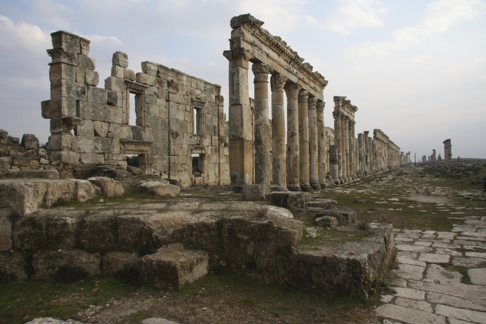 Roman city of Apamea