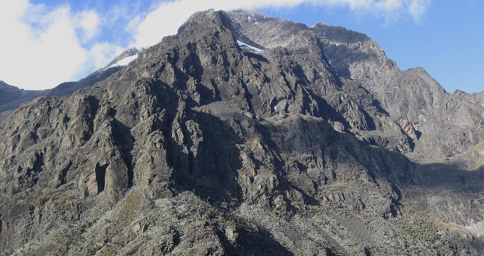 Mt. Margarita 5,109m