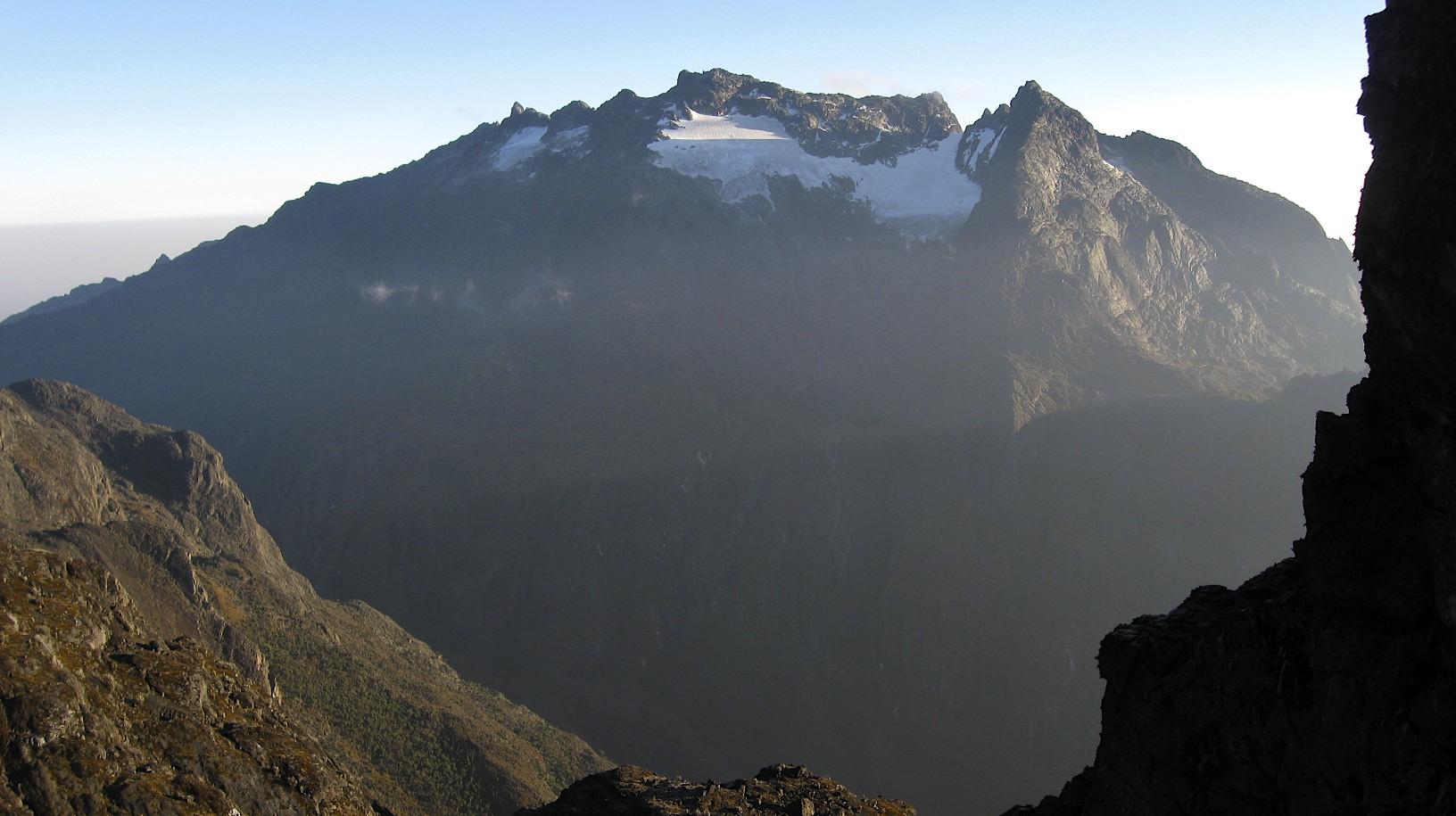 Mt. Baker from Elena Hut
