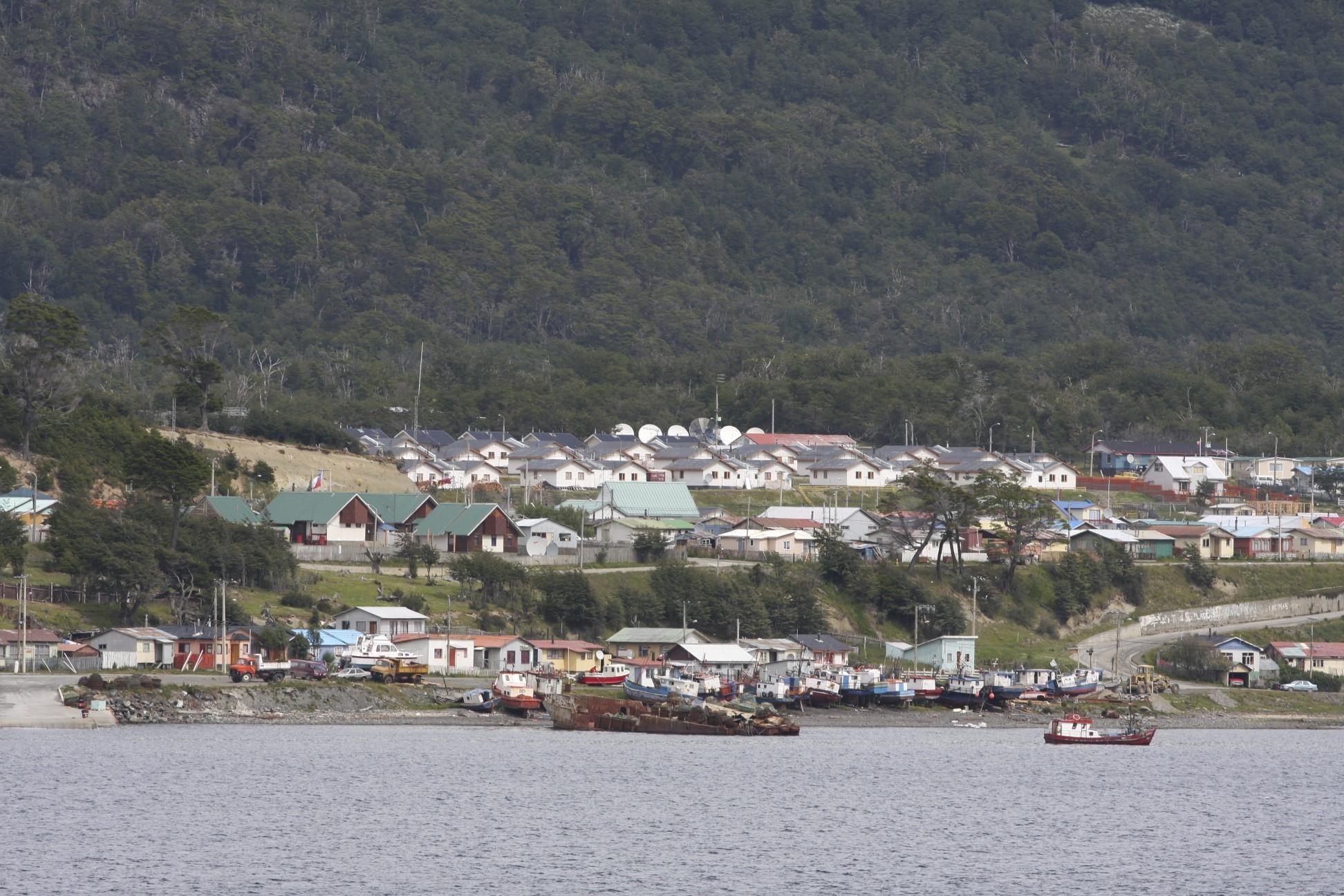 Puerto Wiliams