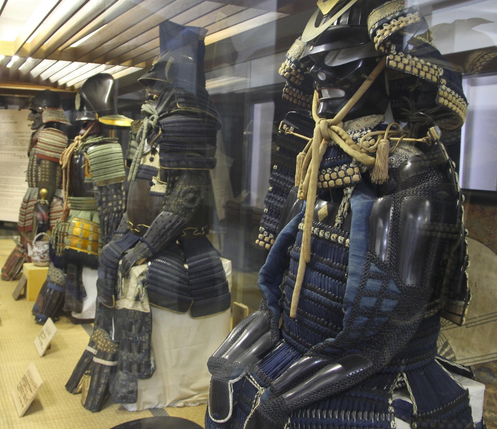 Smurai armor