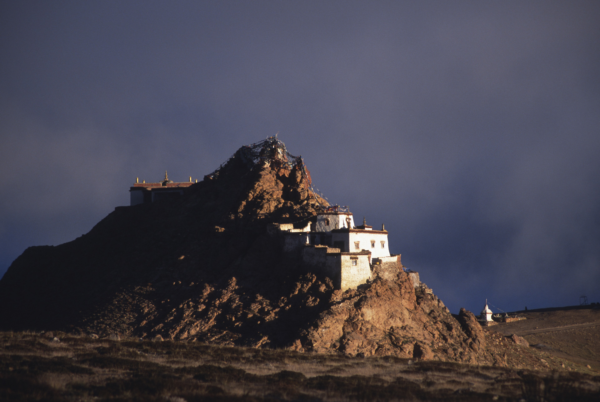 Chiu Gompa built in the 8th century.