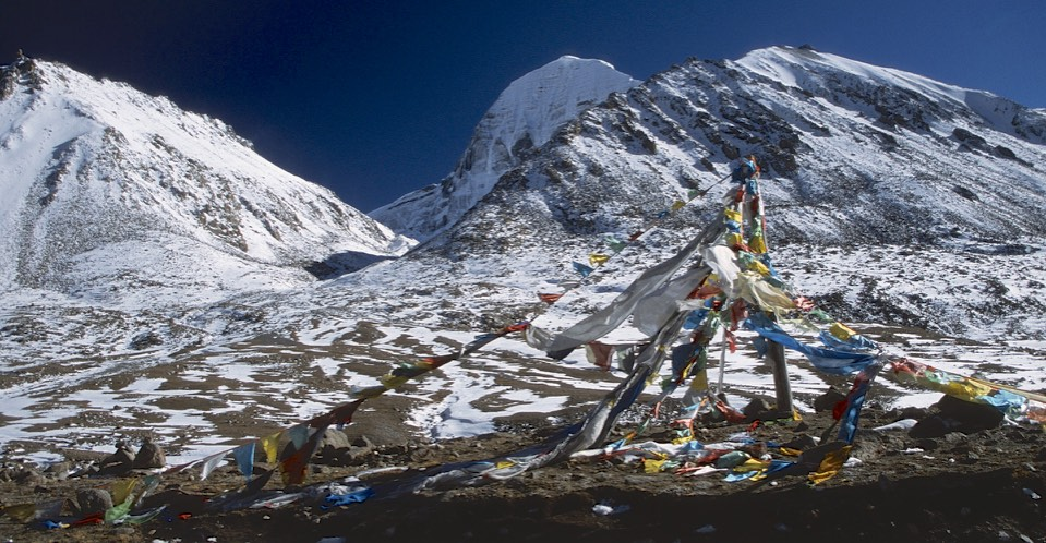 Mount Kailash north side